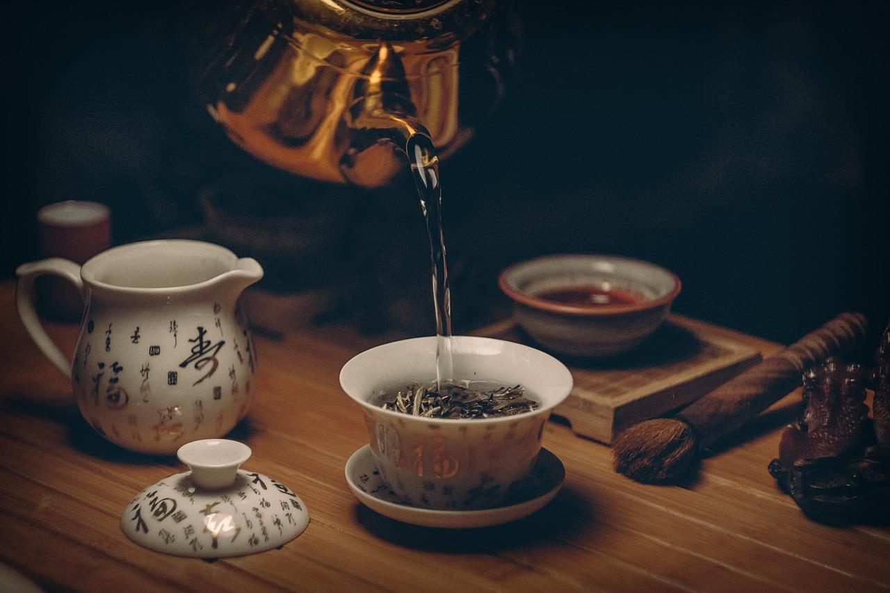 Herbata zielona – jak wybrać napar?
