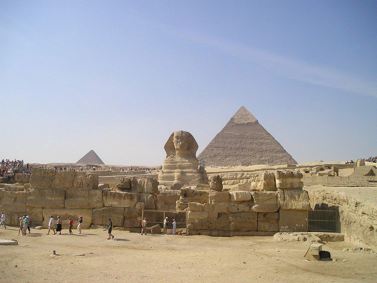 Wycieczki fakultatywne w Egipcie