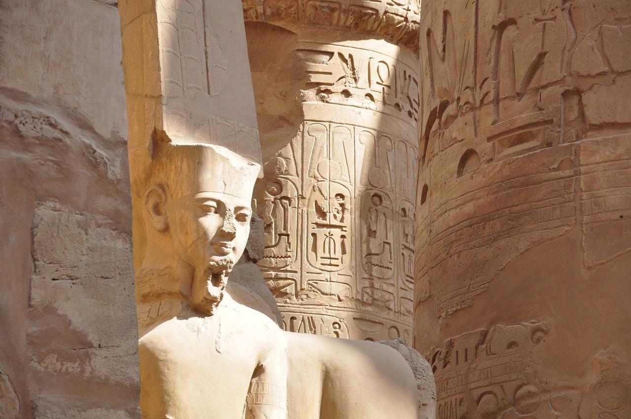 Wakacje za granicą: Egipt